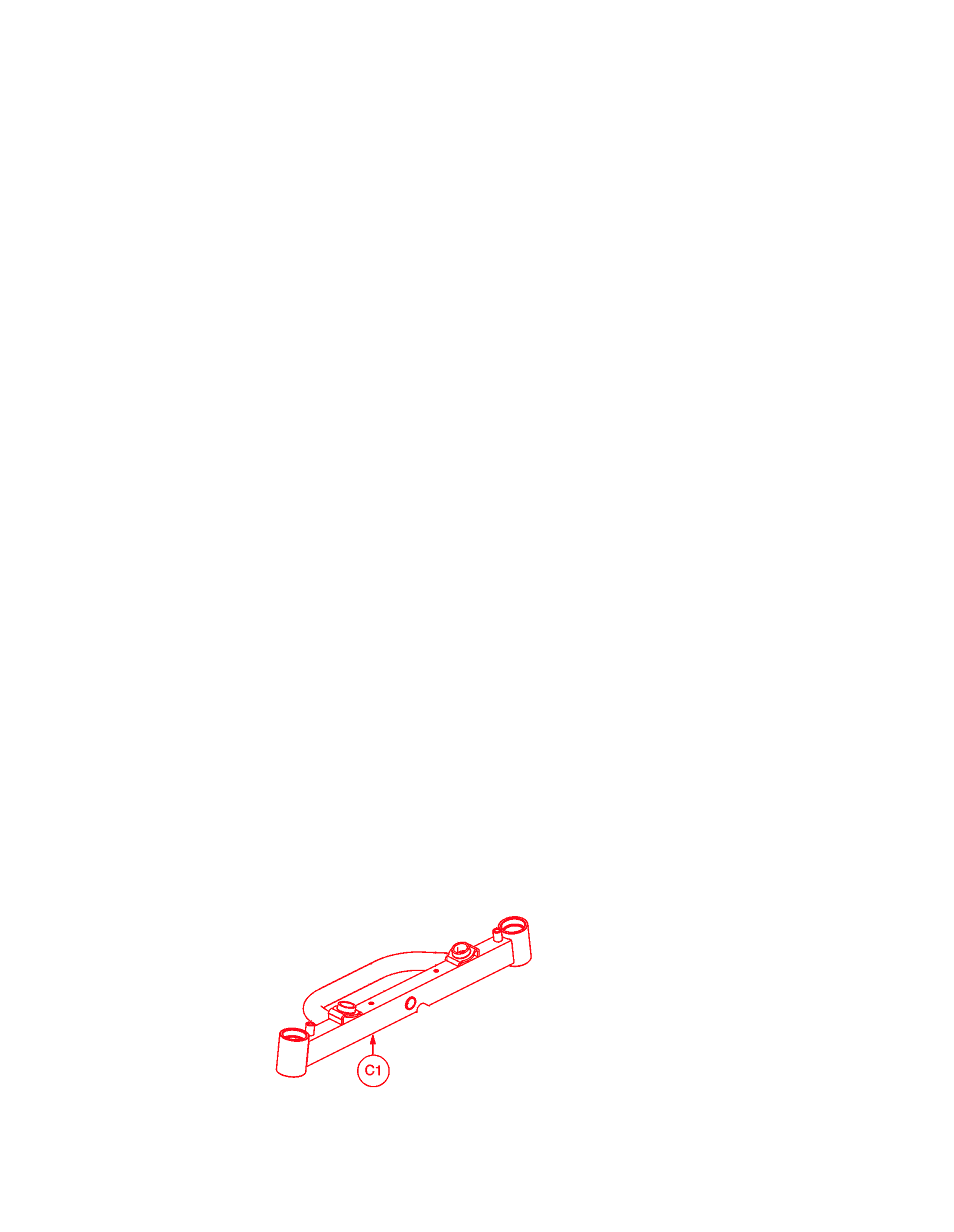 Vorderachse