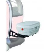 Gepäckträger mit Heckbox für E-Mobil MARS
