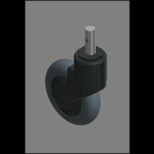 DTR5/ DTR 24 Ersatzrolle ohne Feststeller