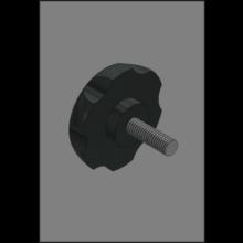 DTR5/ DTR 24 Feststellschraube Rückenrohr